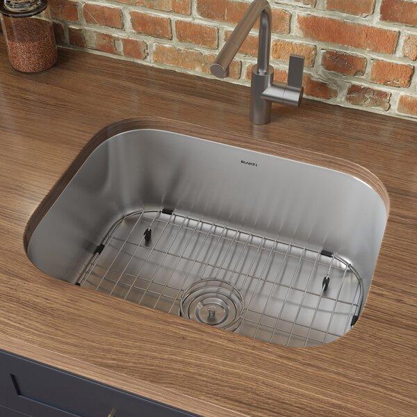 Parmi 20.75 L x 17.75 W Undermount Kitchen Sink