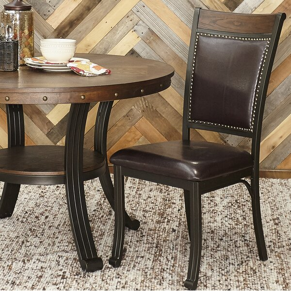 Alena Upholstered Dining Chair (Set Of 2) By Williston Forge