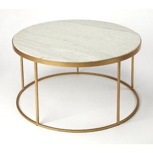 Koehler Marble Coffee Table