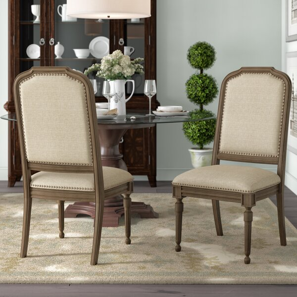 Corsica Upholstered Dining Chair (Set of 2) by Hooker Furniture