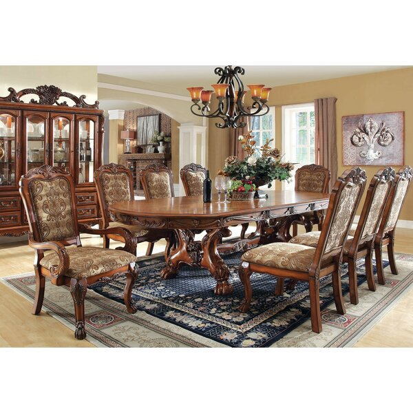 Eliason 9 Piece Drop Leaf Dining Set by Astoria Grand