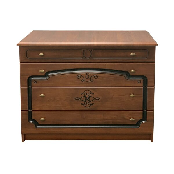 Preble 4 Drawers Dresser by House of Hampton