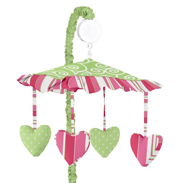Olivia Musical Mobile by Sweet Jojo Designs