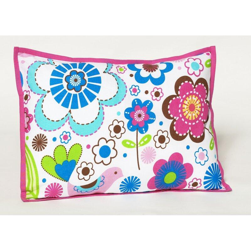 Harriet Bee Bainter Decorative Cotton Throw Pillow Reviews Wayfair