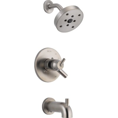 Faucet Trim Handle Stainless photo