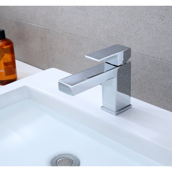 Rift Single Hole Bathroom Faucet by Ultra Faucets Ultra Faucets