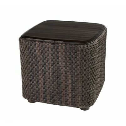 Aruba Side Table by Woodard
