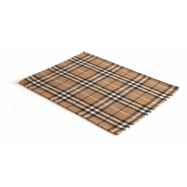 Cabrini Plaid Placemat (Set of 6) by August Grove
