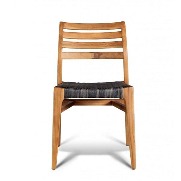 4 Seasons Indoor/Outdoor Stacking Teak Patio Dining Chair by GAR GAR
