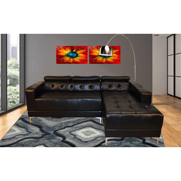 Maribeth Right Hand Facing Sectional By Ivy Bronx