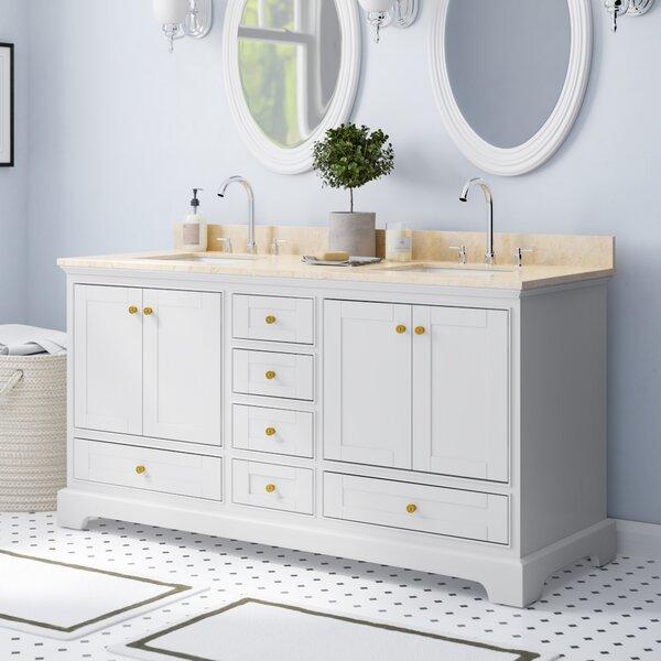 Michael 60 Double Bathroom Vanity Set
