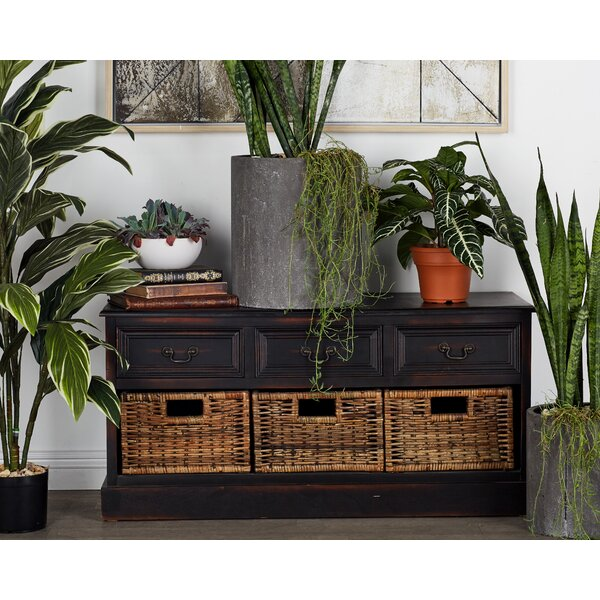Lanny Wood Storage Bench by Bay Isle Home Bay Isle Home