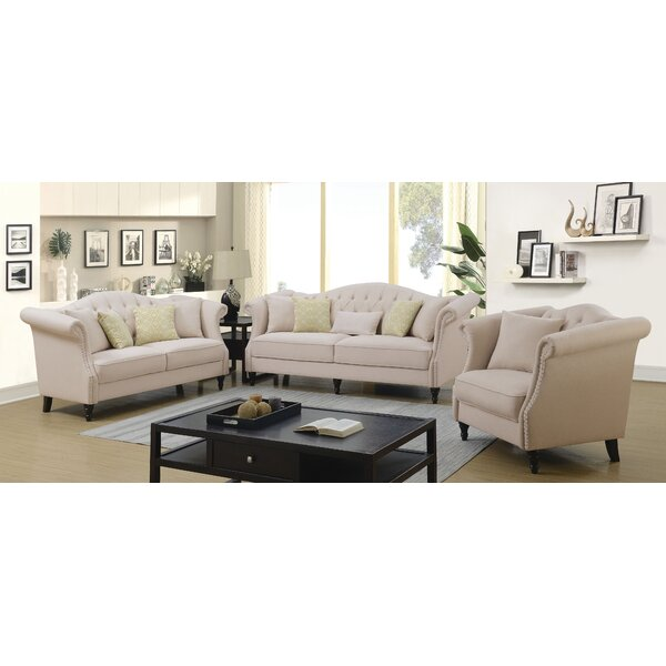 Bartsch Configurable Living Room Set by Darby Home Co