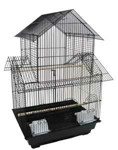 Jana Pagoda Top Bird Cage by Tucker Murphy Pet