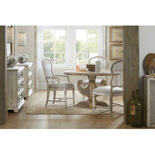 Boheme Ascension Wood 2 Piece Dining Set by Hooker Furniture