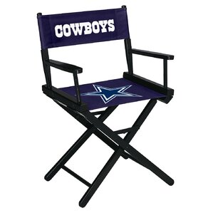 NFL Folding Director Chair  sc 1 st  Wayfair & NFL Dallas Cowboys NFL Furniture Youu0027ll Love | Wayfair islam-shia.org