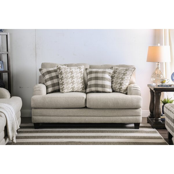 Yosef Loveseat by Gracie Oaks