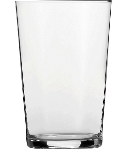 Basic Bar by Charles Schumann 18 oz. Glass Every Day Glass (Set of 6) by Schott Zwiesel