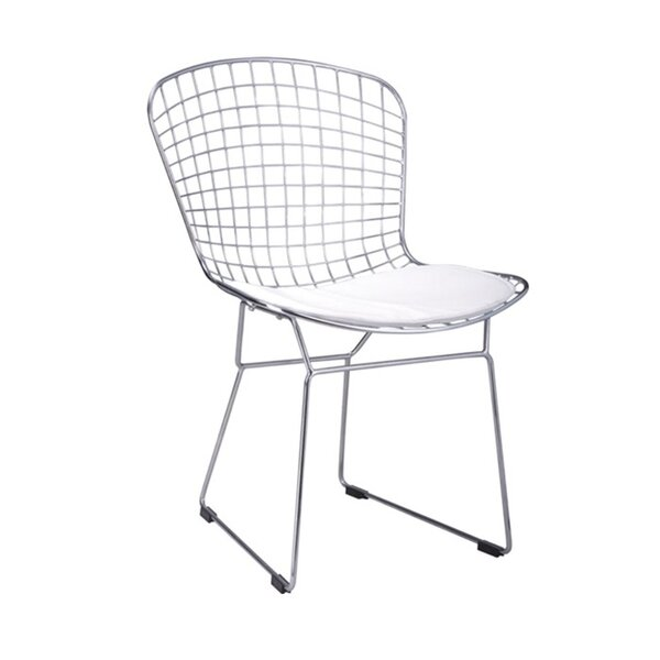 Pointer Wire Dining Chair by Wrought Studio