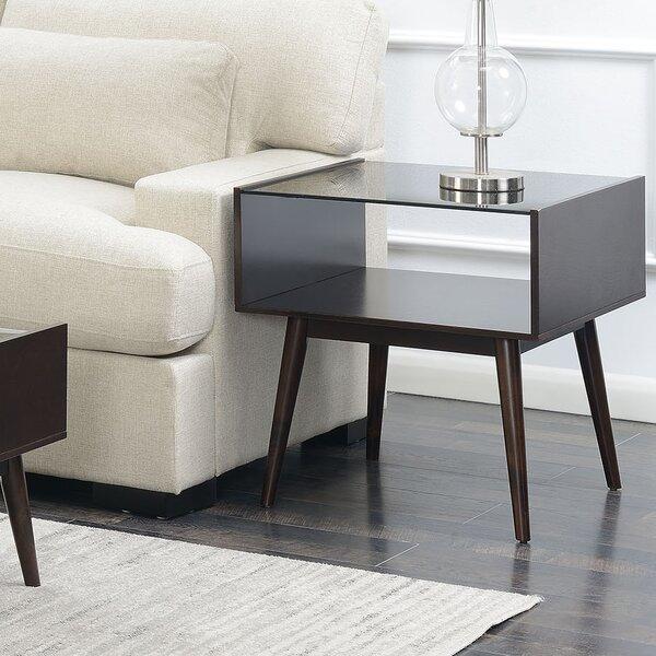 Ibrahim End Table by Corrigan Studio