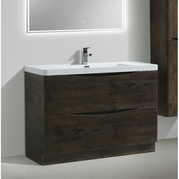 Ruelas Modern 47 Single Bathroom Vanity Set by Wrought Studio