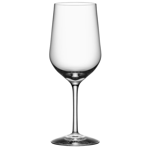 Morberg 16.5 oz. Red Wine Glass (Set of 6) by Orrefors