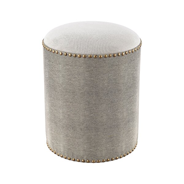 Atkinson Round Accent Stool by Mercer41