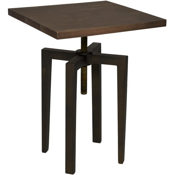 Osten End Table by Noir