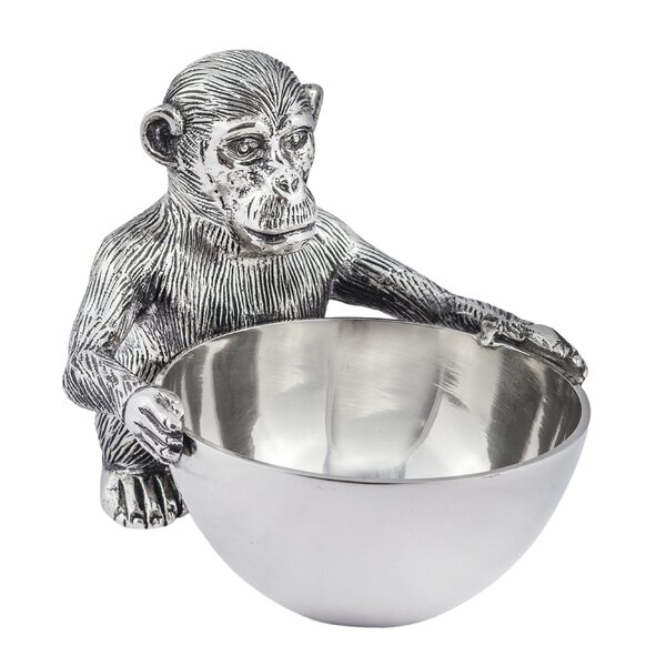 Safari Monkey Cereal/Soup Bowl by Star Home