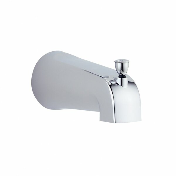Foundations Wall Mount Tub Spout Trim with Diverter by Delta