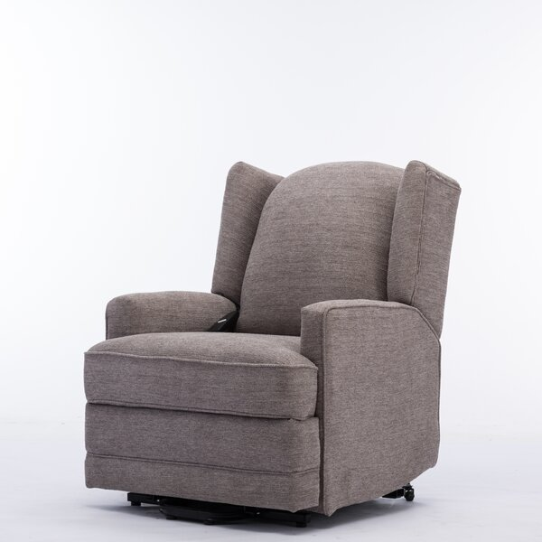 Kirwan Lift Assist Recliner [Red Barrel Studio]