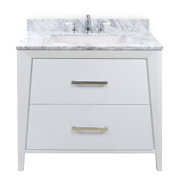 Vanmatre 36 Single Bathroom Vanity Set by Wrought Studio
