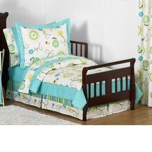 Layla 5 Piece Toddler Bedding Set by Sweet Jojo Designs