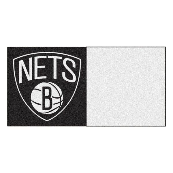 NBA - Washington Wizards Team Carpet Tiles by FANM