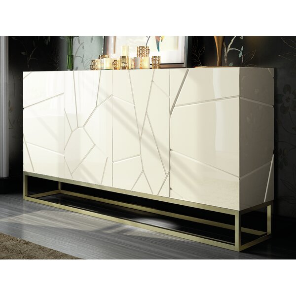 Miramontes 75'' Wide Sideboard by Everly Quinn Everly Quinn