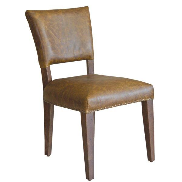 Farallones Solid Wood Dining Chair (Set of 2) by Loon Peak Loon Peak
