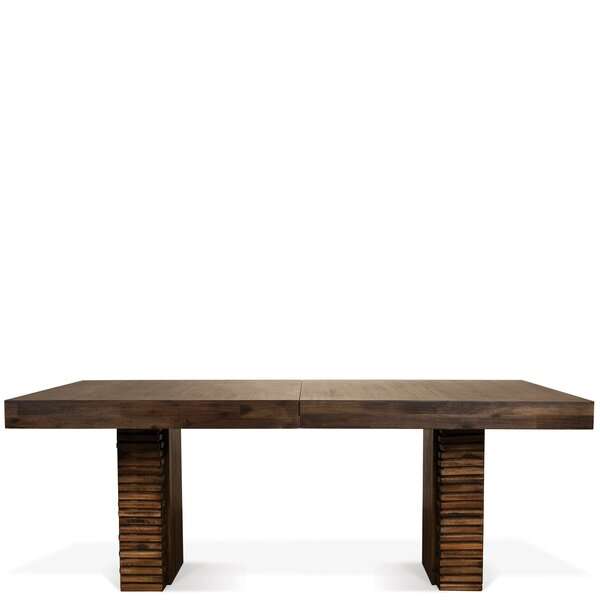 Hazel Extendable Dining Table by Millwood Pines