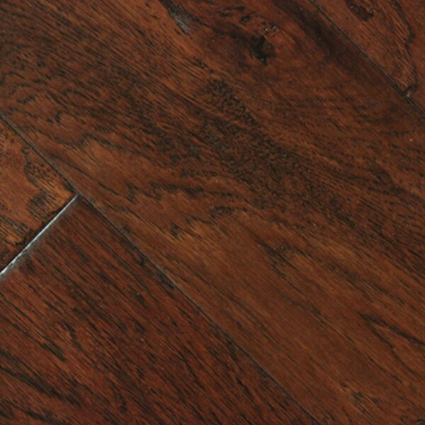 Ocean West 6-1/2 Engineered Hickory Hardwood Flooring in Mojave by Wildon Home ®