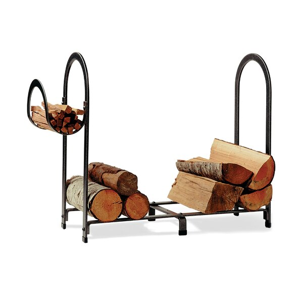 USA Handcrafted Lodge Log Rack by Enclume