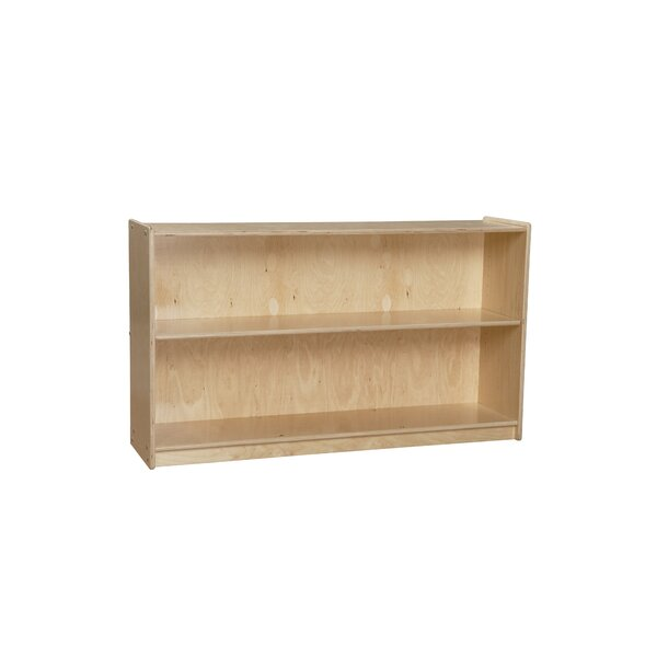 Clarendon 2 Compartment Shelving Unit by Symple Stuff