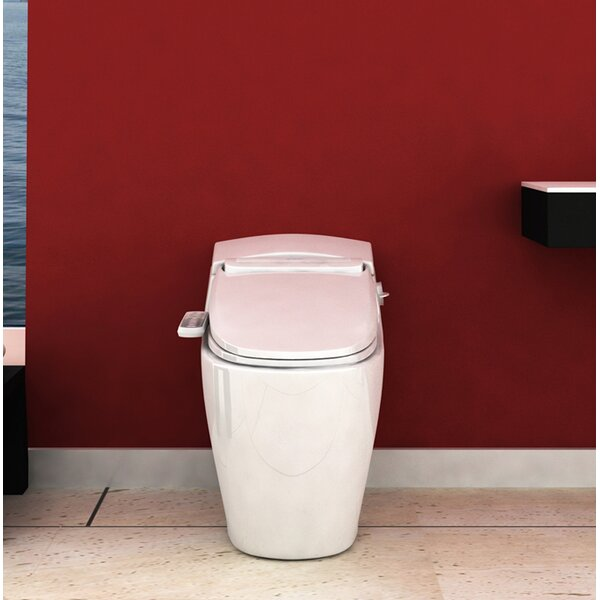 Prestige Advanced Toilet Seat Bidet by Bio Bidet