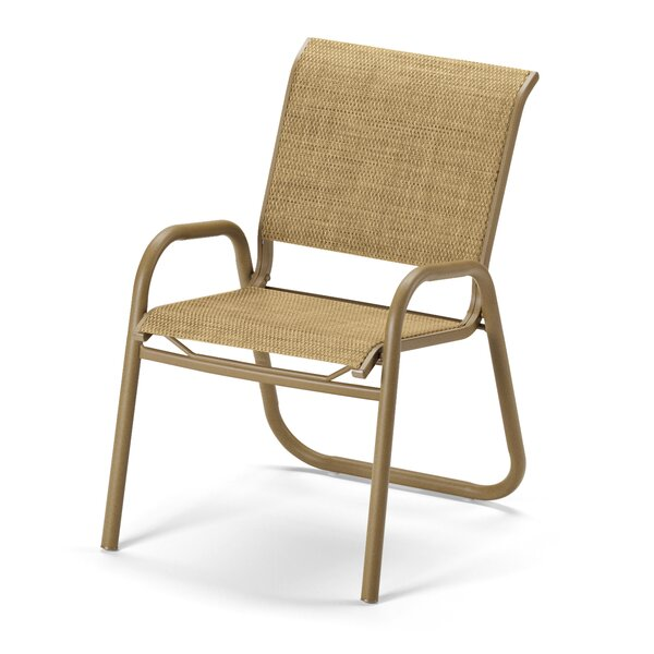 Reliance Stacking Patio Dining Chair by Telescope Casual
