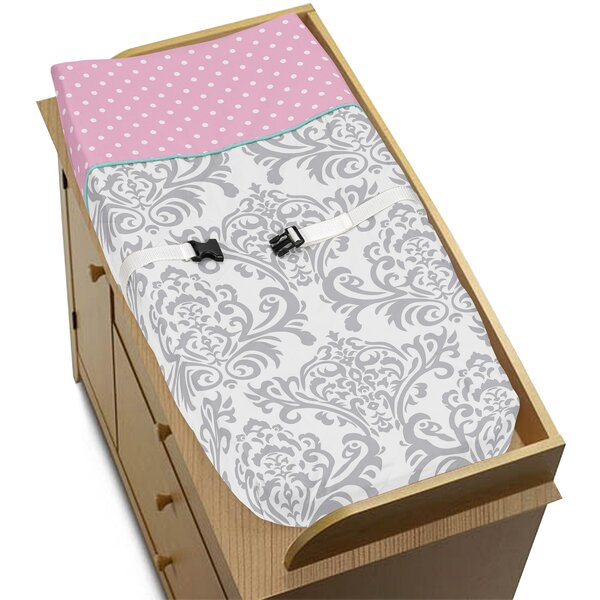 Skylar Changing Pad Cover by Sweet Jojo Designs