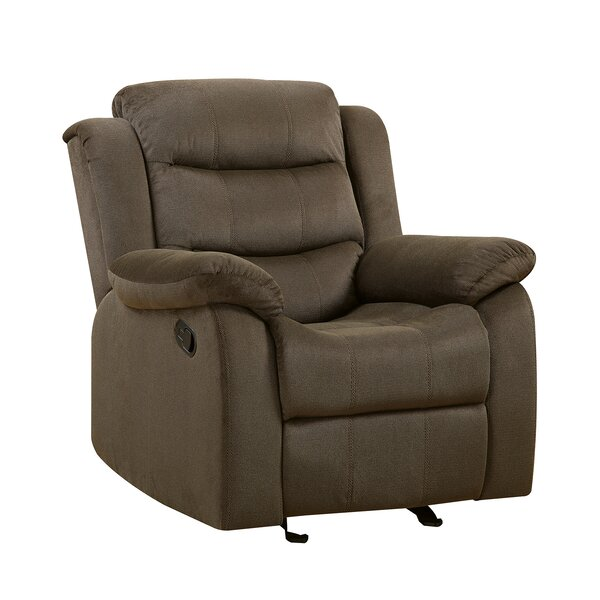 Poppy Manual Glider Recliner