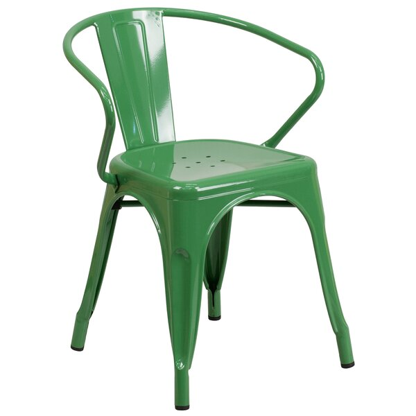Patio Dining Chair by Flash Furniture