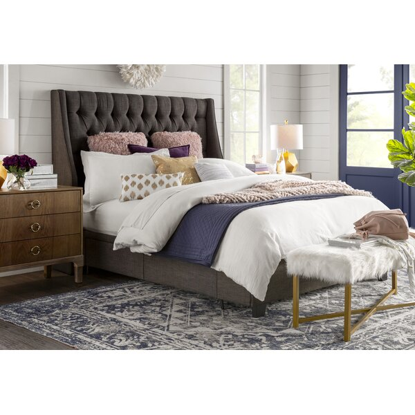 Difranco Storage Platform Bed by Darby Home Co