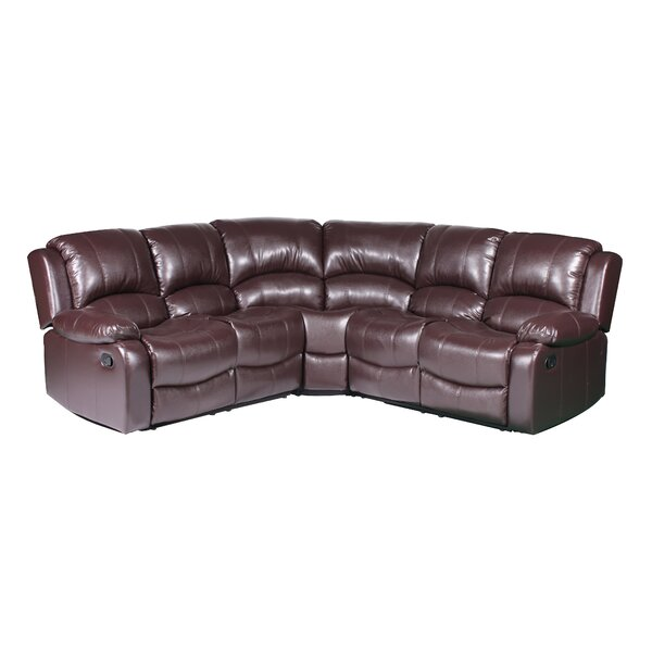 Clatterbuck Reclining Sectional by Andover Mills