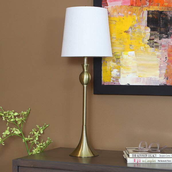 Pohlman 30 Buffet Lamp by Charlton Home
