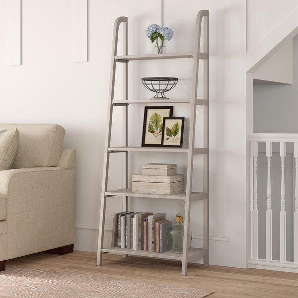 Leaning Ladder Bookcase by Birch Lane™ Heritage