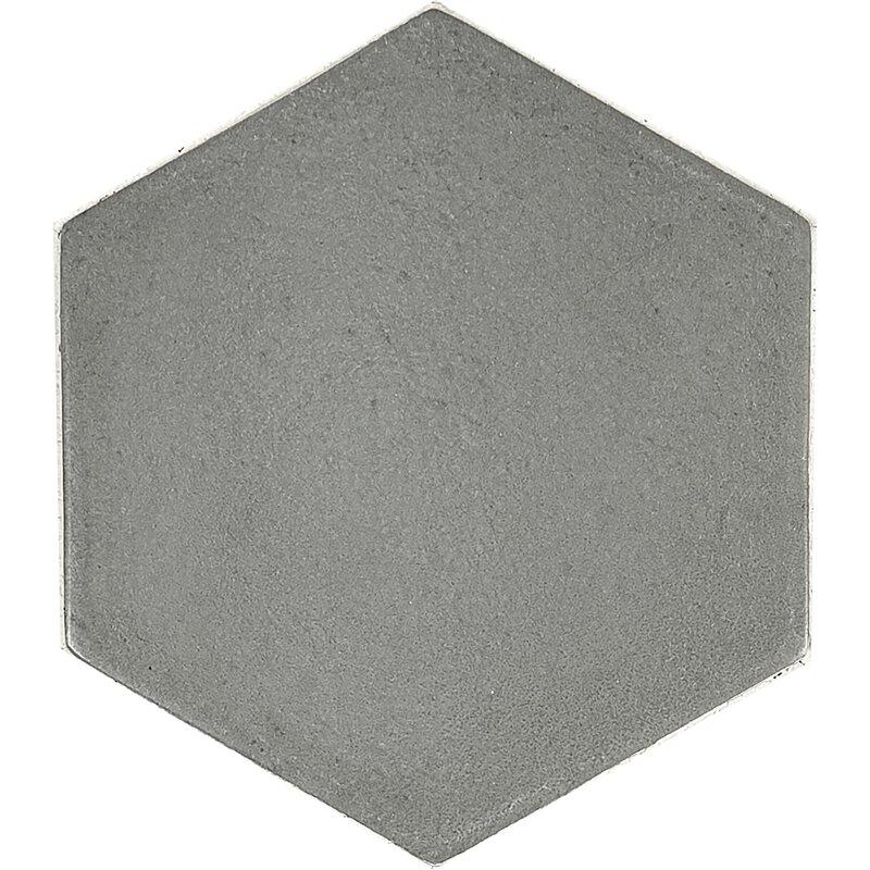 Madrid Ceramics Urban Concrete Hexagon